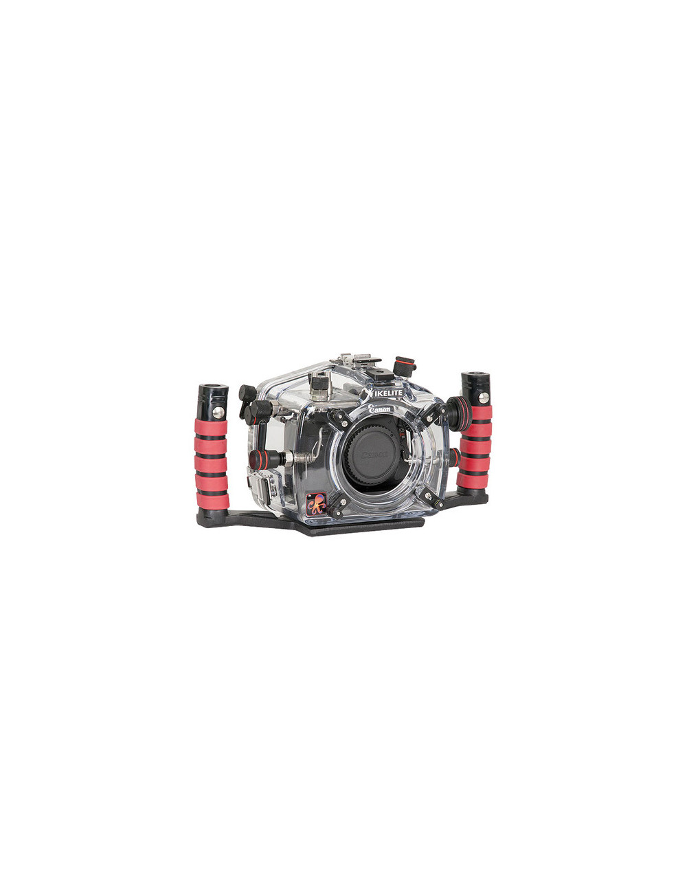 The Ikelite DSLR housing is a seamless blend of functionality, lighting  integration, durability and waterproof integrity